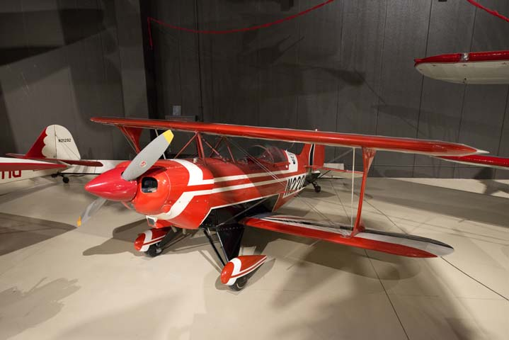 1966 Pitts S-2 Special