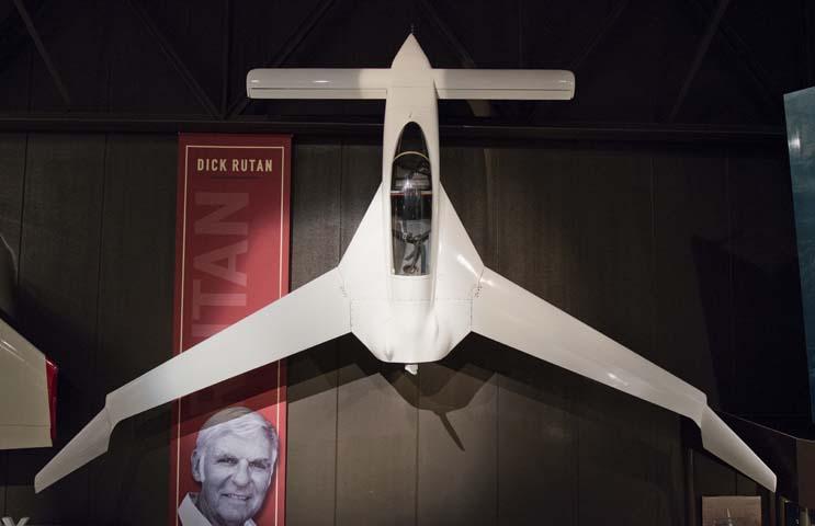 Rv Hall Of Fame >> 1975 Rutan VariEze Prototype - N7EZ