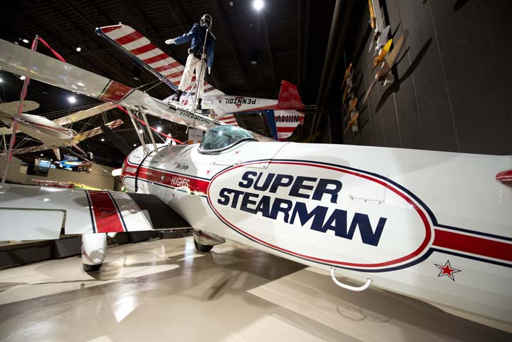 Hughes Super Stearman