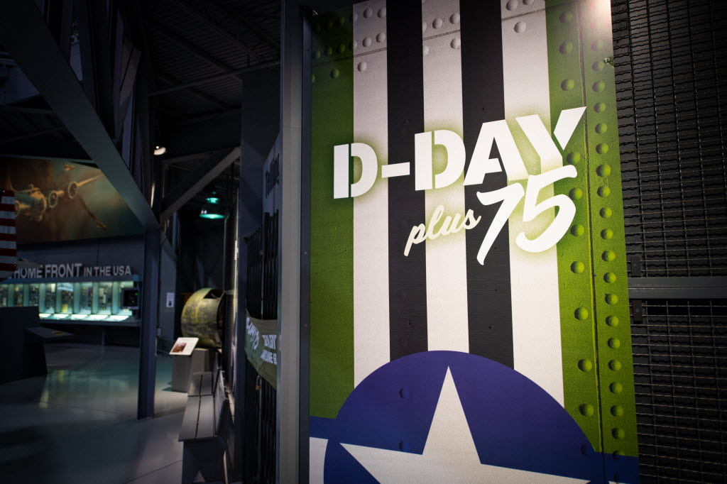 D-Day Exhibit